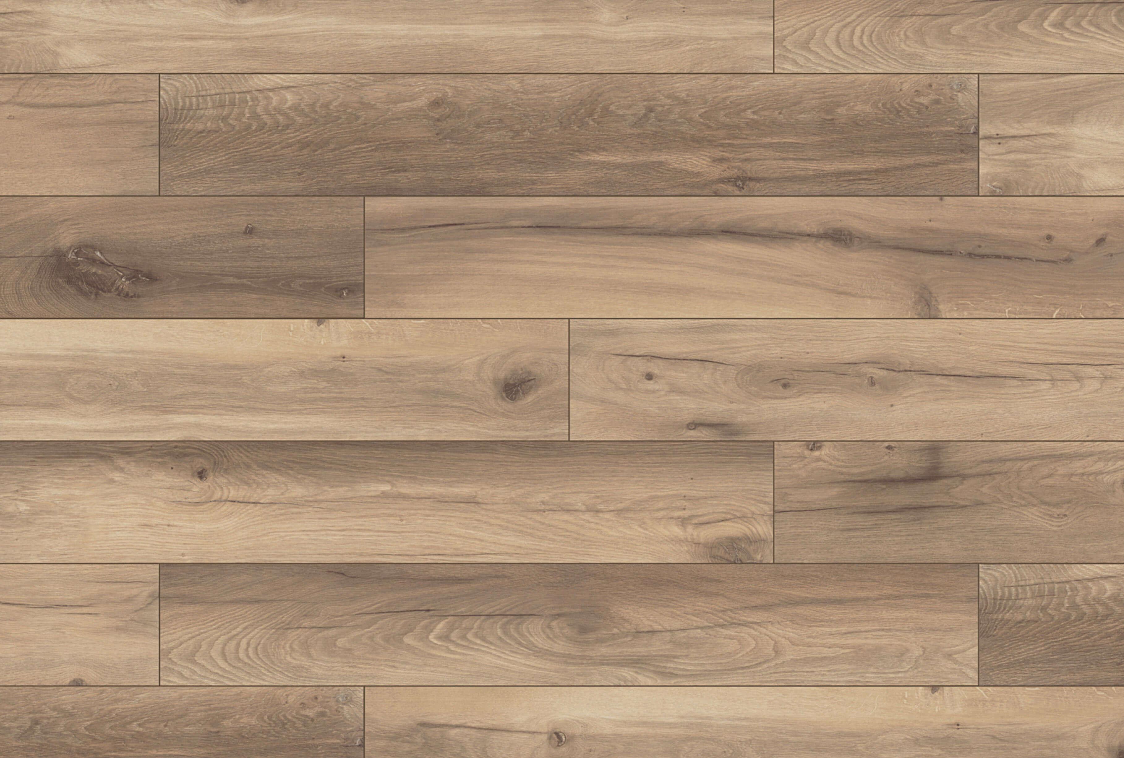 1538 · Toronto Oak<br>Format size: W 192 mm x L 1285 mm<br>Structure: Nature Line